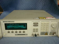 Agilent / HP 8168F 1435-1597 nm Tunable Laser w/ Opts. 22, 007 PRICE REDUCED!