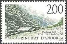 Timbre Andorre 372 ** (56107BH)