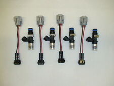 4 new Genuine Bosch 210lb 2200cc fuel injectors 2006-09 Honda S2000 AP2 F22C1