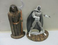 Marvel Universe Toy Biz Moon Knight Khonshu Statue Action Figures (AB)