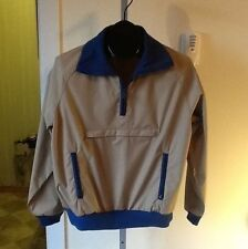 Woolrich 3/4 Zipped Pullover Jacket Size L