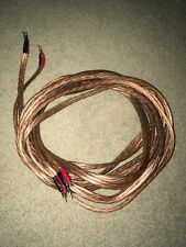 Monster Cable Speaker Cable 15ft x 2
