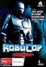 ROBOCOP prime directives (DARK JUSTICE - MELTDOWN - RESURRECTION - CRASH & BURN)