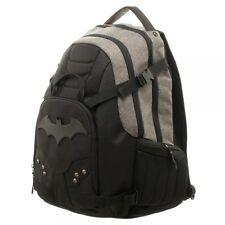 Batman Built Gotham City Bruce Wayne Joker Arkham DC School Laptop Bag Backpack