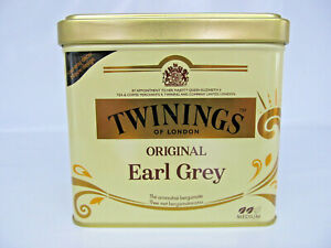 Twinings of London, Earl Grey, Metalldose 200 g