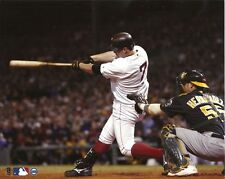 TROT NIXON 8x10 ACTION PHOTO (2003 ALDS vs. Oakland @Fenway Park) BOSTON RED SOX