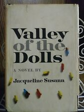 Valley Of The Dolls A Novel By Jacqueline Susann