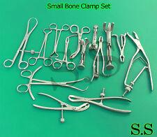 Small Bone Clamp Set Orthopedic Instruments