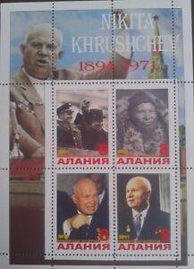 block, the General Secretary  Soviet Union Nikita Khrushchev Gagarin alania 2011
