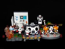 Megahouse Panda Z figure gashapon Part.3 (full set of 5 figures)