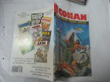 """Super Conan Spécial Numéro 9 """"Passage"""" /Mon Journal 1989"""