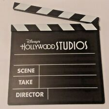 Disney Parks Hollywood Studios Movie Set Clapper Board clapperboard movies clak