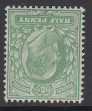 More details for sg 267wi 1/2d dull yellow green wmk inv in post office fresh unmounted mint .