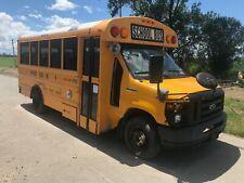 "2010 ""Short"" School Bus / Thomas - Ford / 30 Pass. / Diesel / Nice Bus"