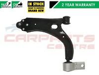FOR FORD FIESTA FRONT LEFT BOTTOM SUSPENSION CONTROL ARM BALL JOINT BUSH 02-08
