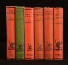 P. G. Wodehouse Original Antiquarian & Collectable Books