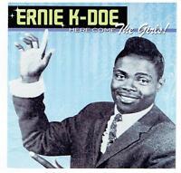 Ernie K-Doe - Here Come the Girls! - 2008 UK13-track CD album - FREE UK SHIPPING