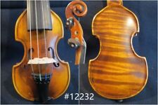 Rare special and nice tiny pocket violin small violin body #12232