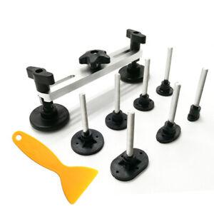 Car Auto Puller Bridge Suction Cup Sucker Body Dent Repair Removal Tool Kits