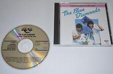 Blue Diamonds - Superhits im Sound Der 80er Jahre / Jeton 1987 / West Germany