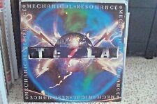 "TESLA ""MECHANICAL RESONANCE"" 1986 US VINYL DMM LP (VERY RARE) / EX+ / NM"