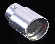 CHROME EXHAUST TAIL MUFFLER TIP PIPE For HONDA CRV CR-V 2007-2011