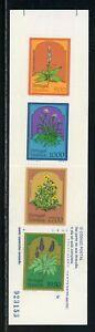 Madeira Scott #85a MNH BOOKLET COMPLETE Flowers FLORA CV$6+