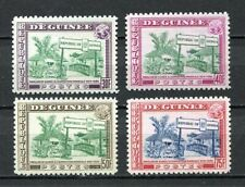 27220) GUINEA 1964 MNH** Nuovi** New York World's Fair 4v