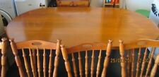 Colonial Timber Dining Furniture Sets