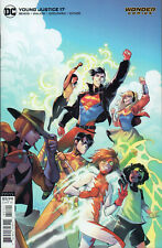 Young Justice Nr. 17 (2020), Variant Cover Andolfo, Neuware, new