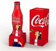 1 COFFRET COLLECTOR PIN UP 100 ANS COCA COLA EN FRANCE - NEUF