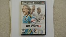 FIFA Soccer 09 PS2 PlayStation - New/Sealed - Ships Worldwide