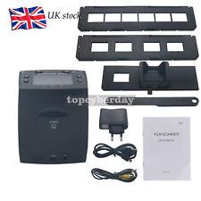 EC717 5MP Negative Film Slide Scanner Digital Color Monochrome Photo Copier UK