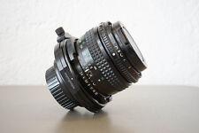 Minolta Shift CA Rokkor 35mm 2,8 *TOP* - Vitrinenzustand - !!! Extrem RAR !!!