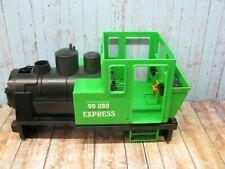 Lok Dampflok Korpus 99280 & Gewicht Playmobil 4005 Eisenbahn Ersatzteil