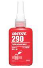 NEW Loctite 290 Threadlocker Medium High Strength 10ml 29020A