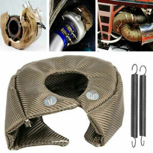 T4  Blanket Heat Shield Barrier Turbo charger Cover Barrier Wrap A