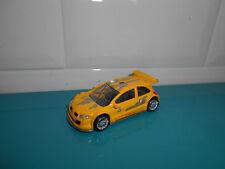11.11.17.1 Renault megane trophy jaune rs voiture miniature Norev 3 inch 7cm