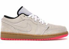 Nike Jordan 1 Low - White Gum Hyper Pink