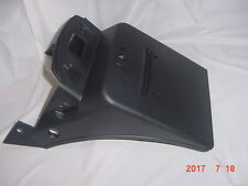Buell X1 Lightning rear license plate holder, NOS  OEM  1999-2002 17-6