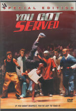 YOU GOT SERVED (DVD, 2004, Special Edition) INCLUDES INSERT