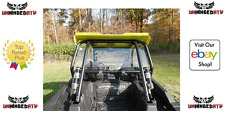 AXIOM SIDE X SIDE Polaris RZR XP 1000 & XP Turbo Rear Window With Cutouts