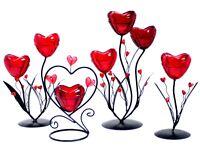 Romantic Candle Holders - Various Designs - FREE P&P - UK SELLER