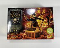 Lindberg 1:12 FREEBOOTER'S LAST LEG Jolly Roger Series Model Kit #HL613/12 NEW!!