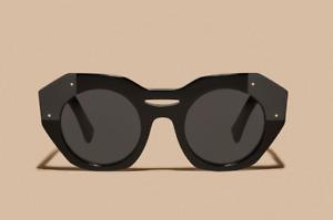 """REVEL PARIS """"Prisme Black and grey"""" womens sunglasses HANDMADE (NEUF)"""