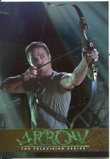 Arrow Season 1 Gold Parallel Training Chase Card TR6