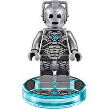 LEGO Doctor Who - Original - Cyberman Minifig w/ Stand - New