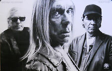 IGGY AND THE STOOGES, READY TO DIE POSTER (N6)
