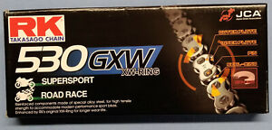 RK XW-Ring Kette GXW 530 104 Glieder - Motorradkette / Antriebskette