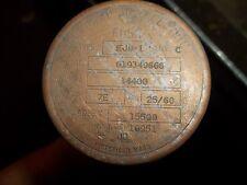 General Electric Fuse Ej0 1 Size C 6193496g6 Nom V 14400 Amp 7e Cy 2560 I6
